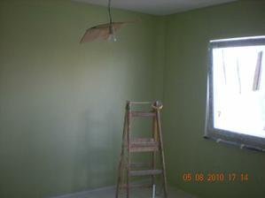 Zelená pracovna