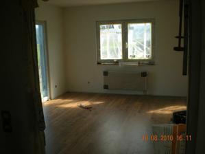 Podlaha obývák