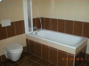 Sprchovací zástěna