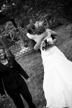 předávám štafetu a těším se příští rok na svatbu :-)