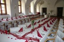 místo naší svatební hostiny i večerního rautu-Nové Adalbertinum