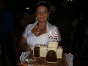 Ženích mal o polnoci narodeniny :-)
