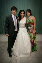 a s mojimi naj bratom a sestrou :)