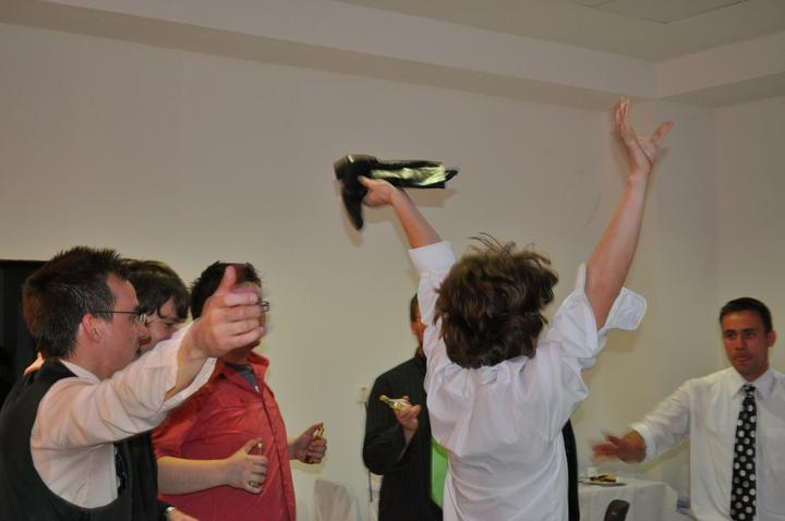 Majka{{_AND_}}Mirko - ..za potlesku pritomnych chlapov..
