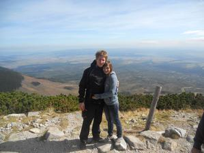 Tak to jsme my - budoucí novomanželé Horníčkovi :-)))