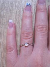 11.11.2012 jsem dostala nejkrásnější prstýnek na světě :-)))