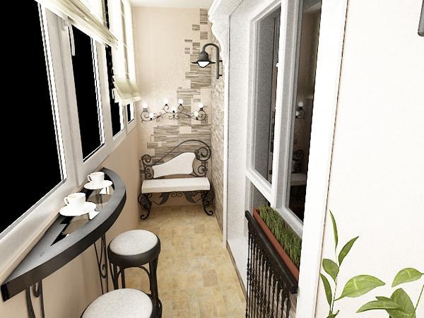 Zasklene balkonky, lodzie, terasky :) - Obrázek č. 38