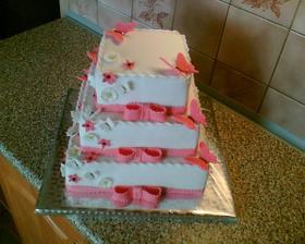 moje představa dortu