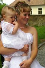S nasi dceruskou Adriankou