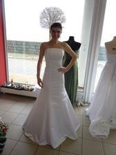 47 - Kleopatra (Písek) - TAKHLE si představuju svoje svatební šaty...
