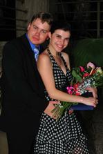 moje promoce - červenec 2010, už zasnoubení