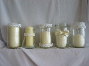 svícny na stůl