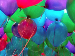 balónky budou taky :o)