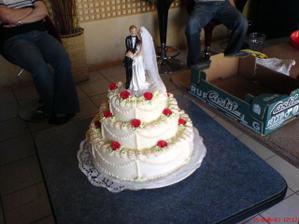 hlavní dort