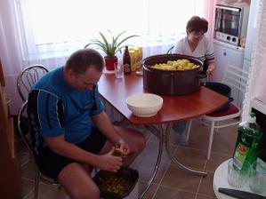 vaří se ve velkém :o)
