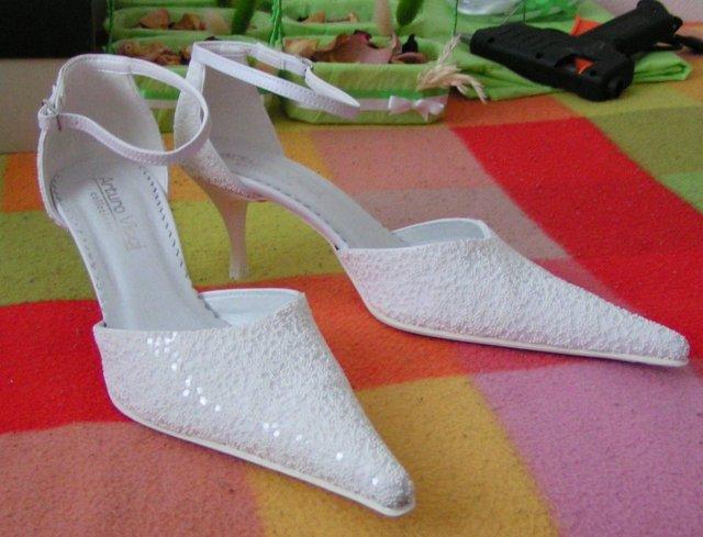 Žabkovo zelená...29.09.2007 - moje topánočky- predstava bola síce úplne iná... ale som spokojná