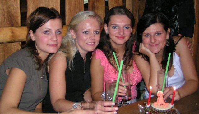 Žabkovo zelená...29.09.2007 - na rozlúčke so slobodou
