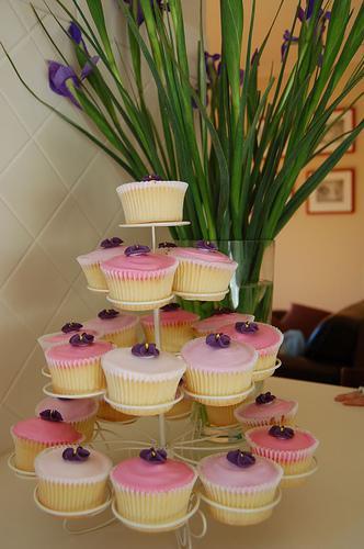 Tortičky cupscake - Obrázok č. 16