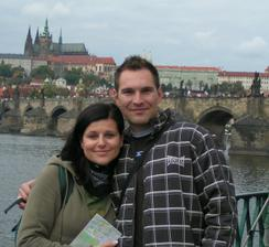 svadobná cesta- Praha- krásne mesto plné krásnych miest... škoda len že nebolo viac času všetko si pozrieť...