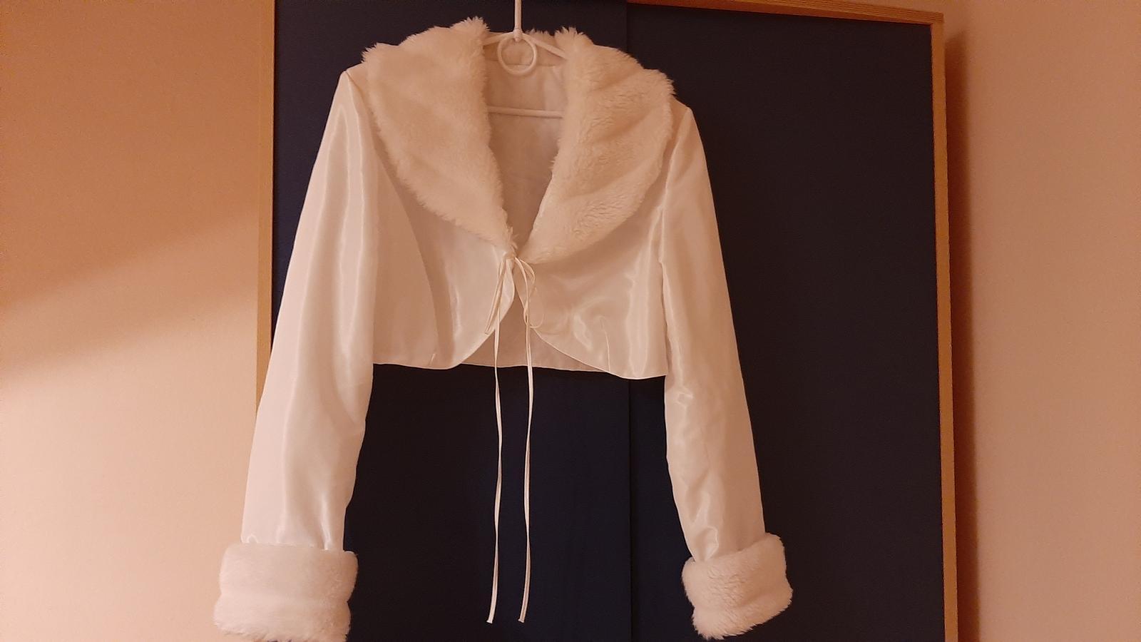 Kabátik M/L - Obrázok č. 1