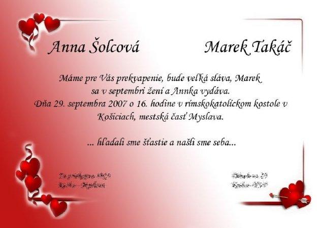 Annka  a Marek - Obrázok č. 2