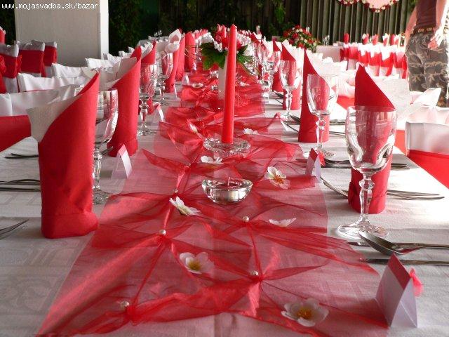 Svadobná výzdoba