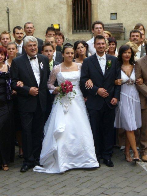 Martina Kresanová{{_AND_}}Martin Wenger - spoločné foto