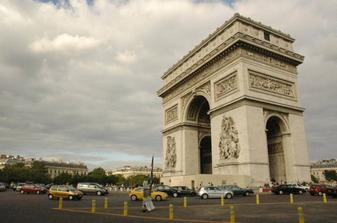 ...romantická Paříž :-)