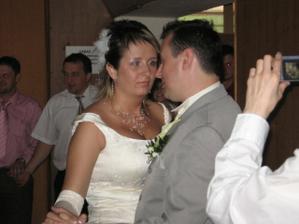 ..a novomanželské sólo..