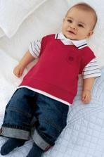 Obleček pro nejmladšího mládence :)