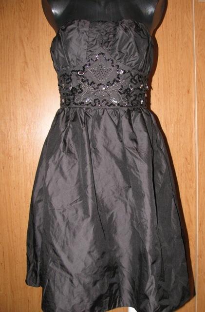 Elegantné šaty v. 40/42 - Obrázok č. 1