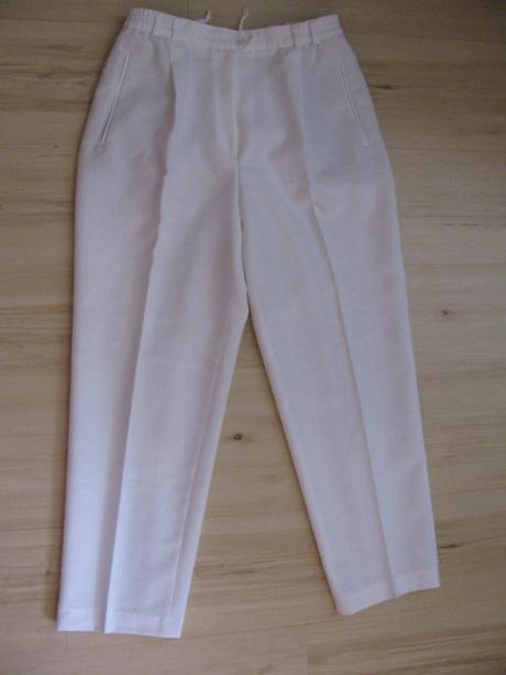 Biele nohavice - Obrázok č. 1