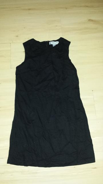 Čierne púzdrové šaty - Obrázok č. 1