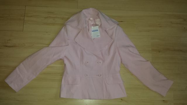 Ružové sako - Obrázok č. 1