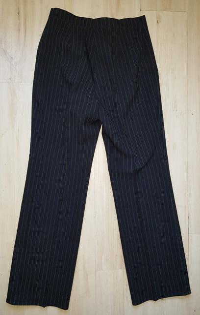 Čierno - biele nohavice - Obrázok č. 4