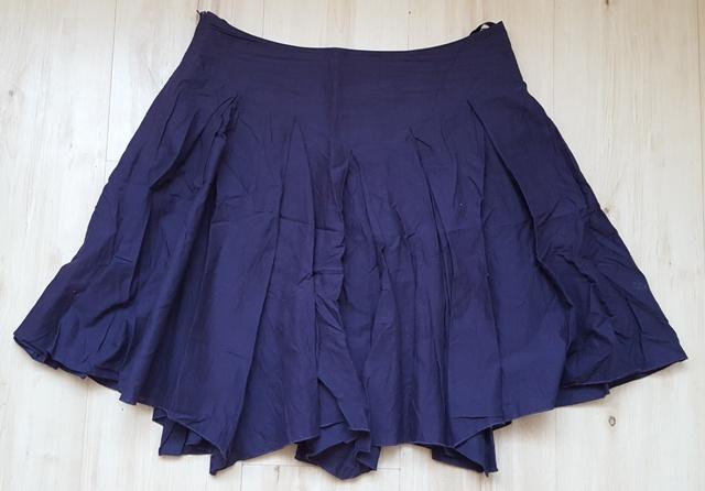 Fialová sukňa - Obrázok č. 1