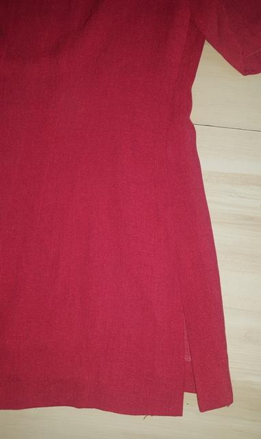 Červený letný kostým - Obrázok č. 4
