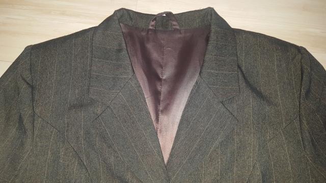 Kostým v odtieňoch zelenej - Obrázok č. 3