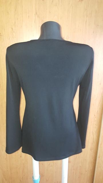 Čierne tričko - Obrázok č. 2