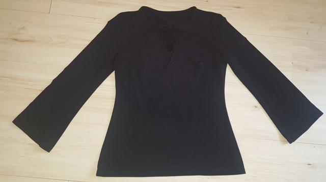 Čierne tričko - Obrázok č. 4