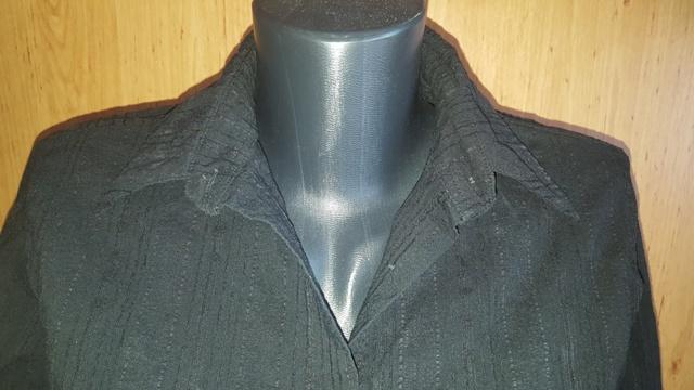 Čierna blúzka - Obrázok č. 2