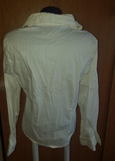 Biela blúzka - Obrázok č. 2