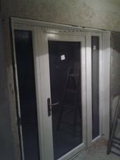 Nové dvere :) krásnee