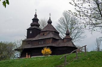 kostolík na Slovensku-ludová architektura