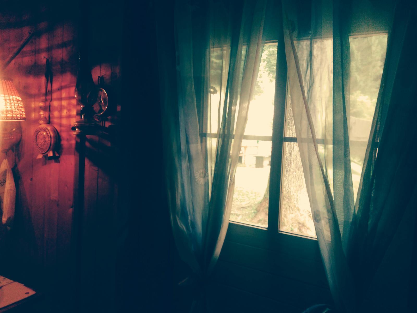U nas na drevenici. - Obrázok č. 483