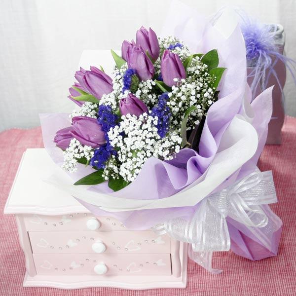 Flowers Prep - Bouquet idea 1