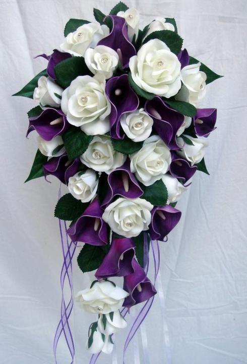 Flowers Prep - Bouquet idea 4