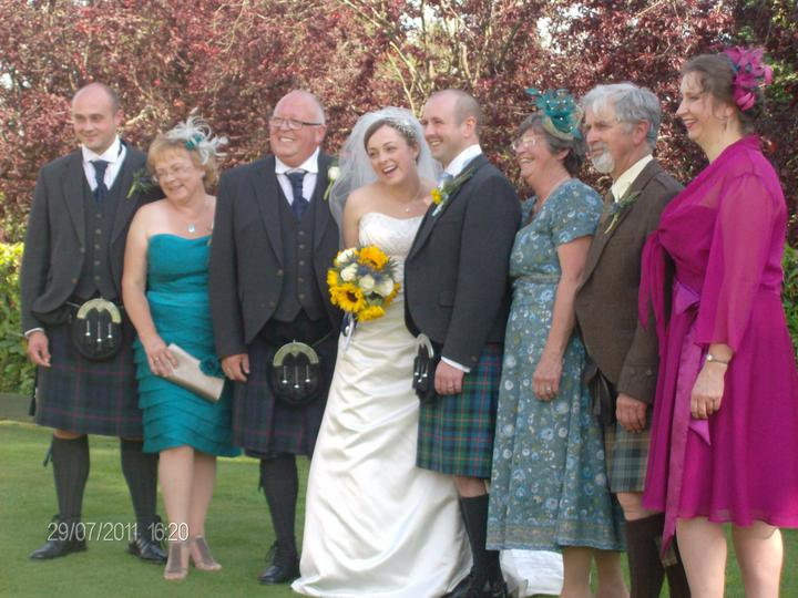 Kathryn beard{{_AND_}}Iain larkin - new family