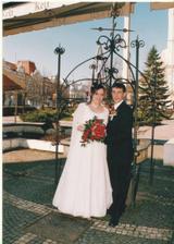 Fotené pri letnej terase Kelt, pri mestskej fontáne hotela Reduta