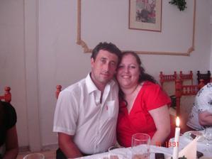 To sme my dvaja na ségrinej promócii v júli 2008